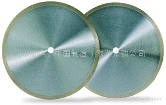 Dischi a fascia continua per gres porcellanato e ceramica 1