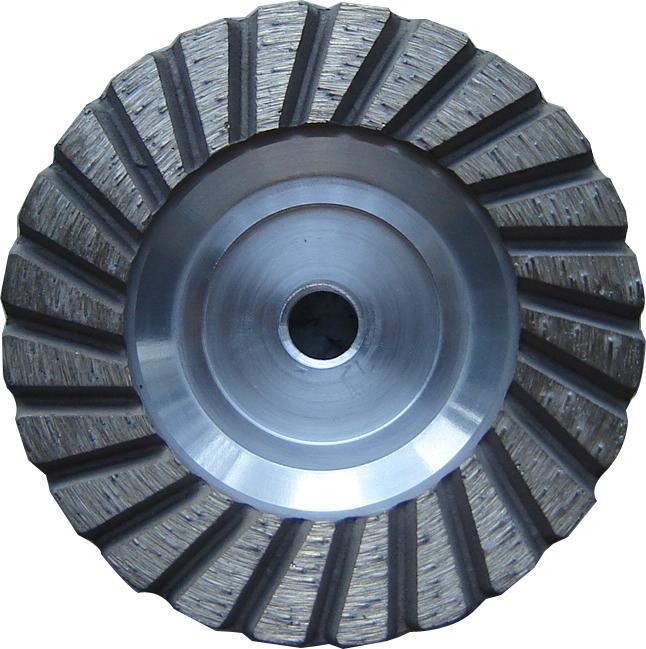 Grinding Cup Wheel, platorello a tazza 1