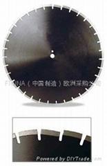 Saw Blade Laser-welded for Asphalt