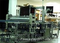 PCB板面清潔機靜電除塵機