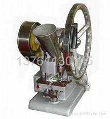 單沖壓片機