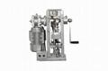 蜗轮手动一体互换式单冲压片机(
