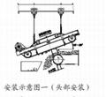 懸挂式自卸除鐵器 2
