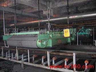 懸挂式自卸除鐵器 4