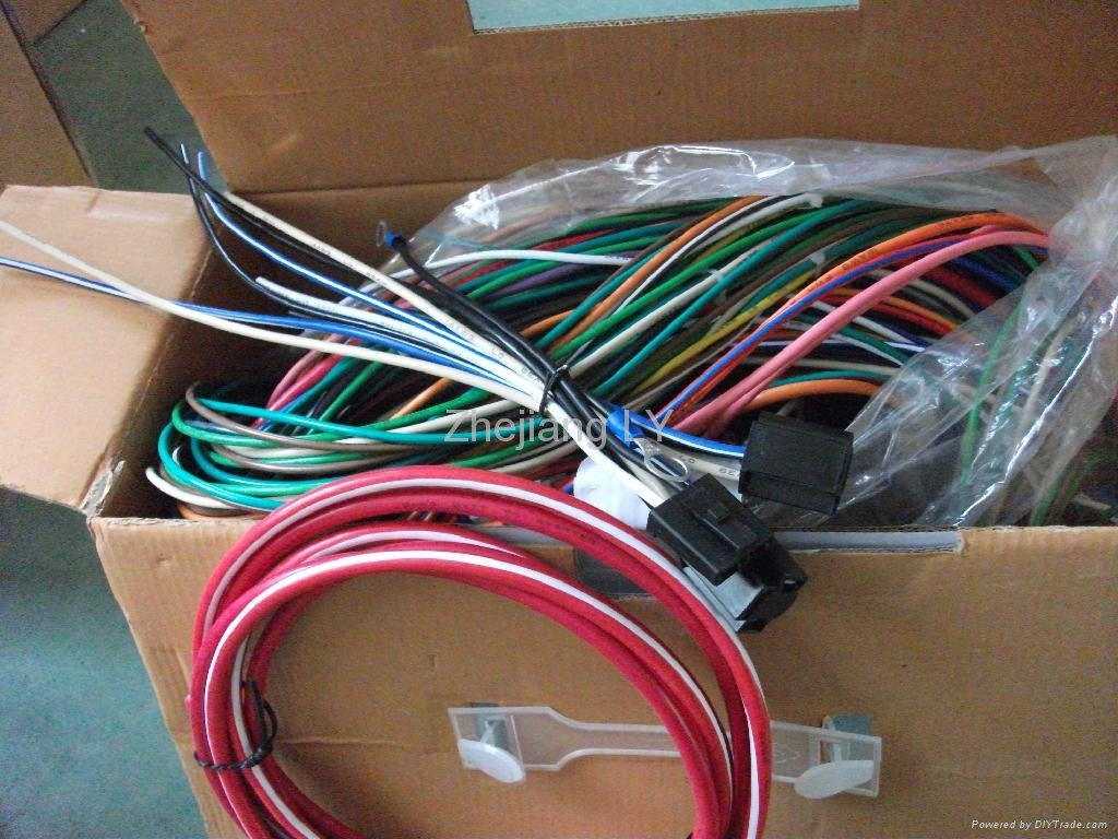 fd50 wire harness, wiring harness,auto wire harness connector ly auto wire harness at reclaimingppi.co