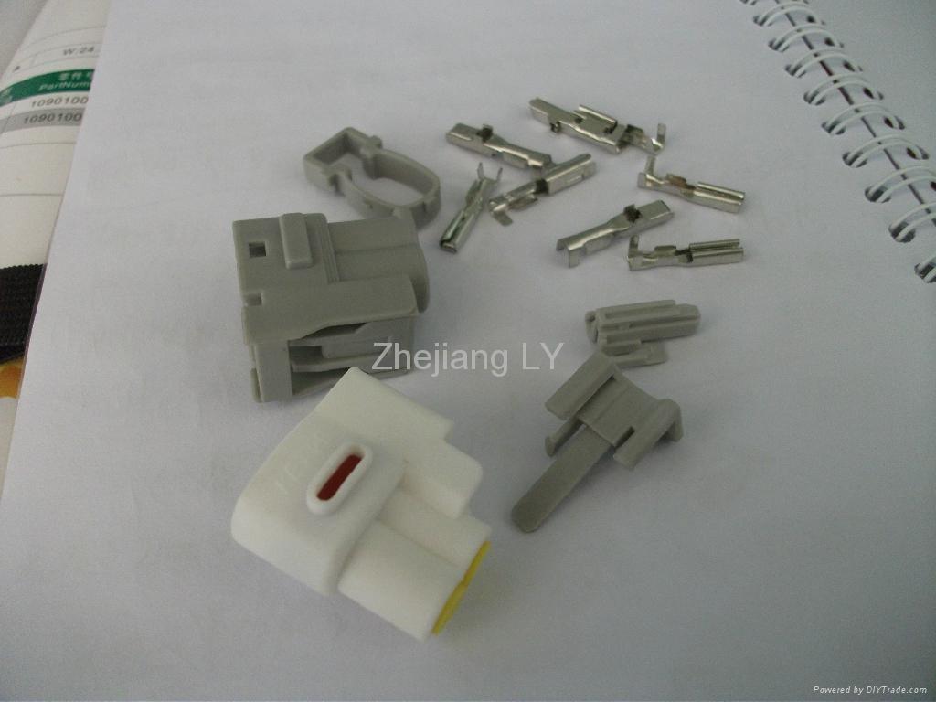 Tata Yazaki Wiring Harness : Yazaki auto wiring harness connector djf y