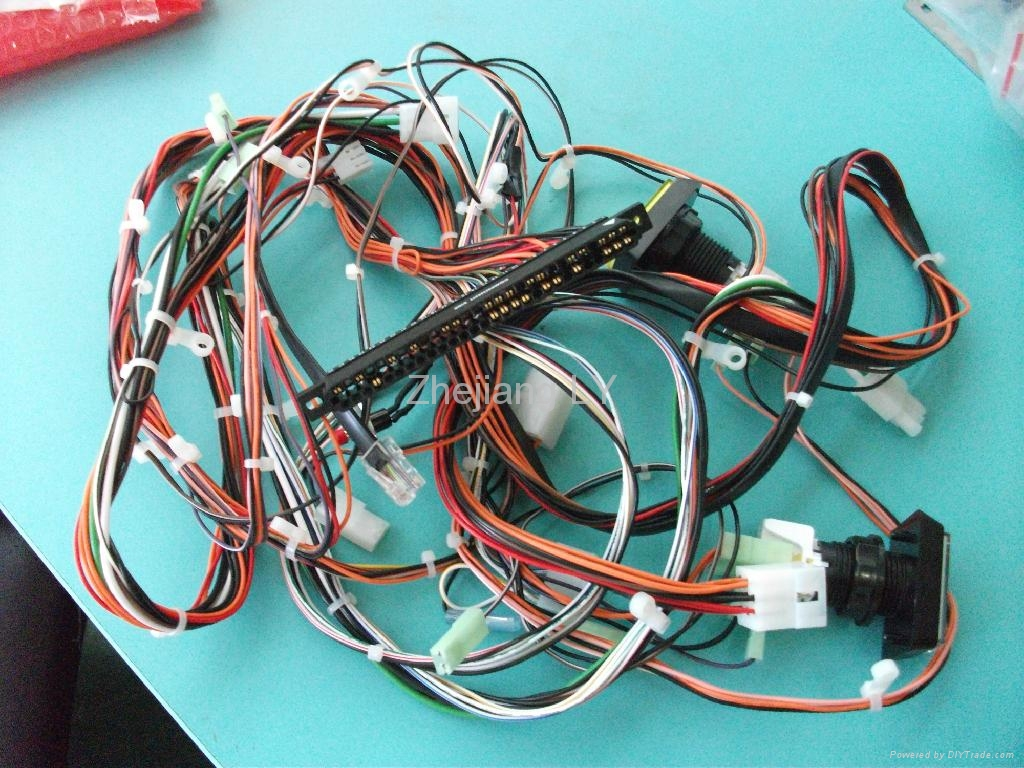 Wiring Harness Connectors Automotive Wiring Harness Wiring
