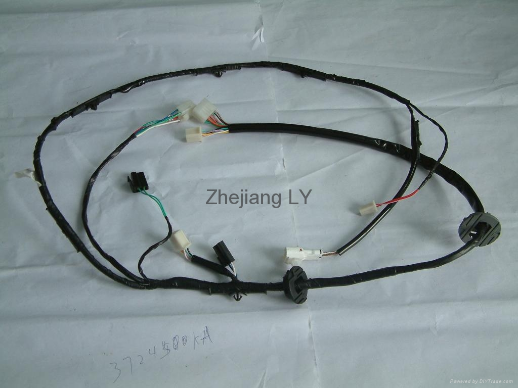 auto electronic computer wire harness or connector ly china rh diytrade com