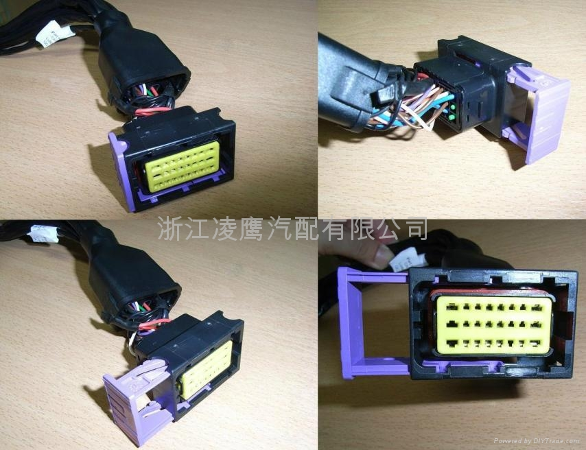 amp 24 way ecu auto electrical wire connectors dj7224a 1 5 2 8 dj7224a 1 5 2 8 21 china. Black Bedroom Furniture Sets. Home Design Ideas
