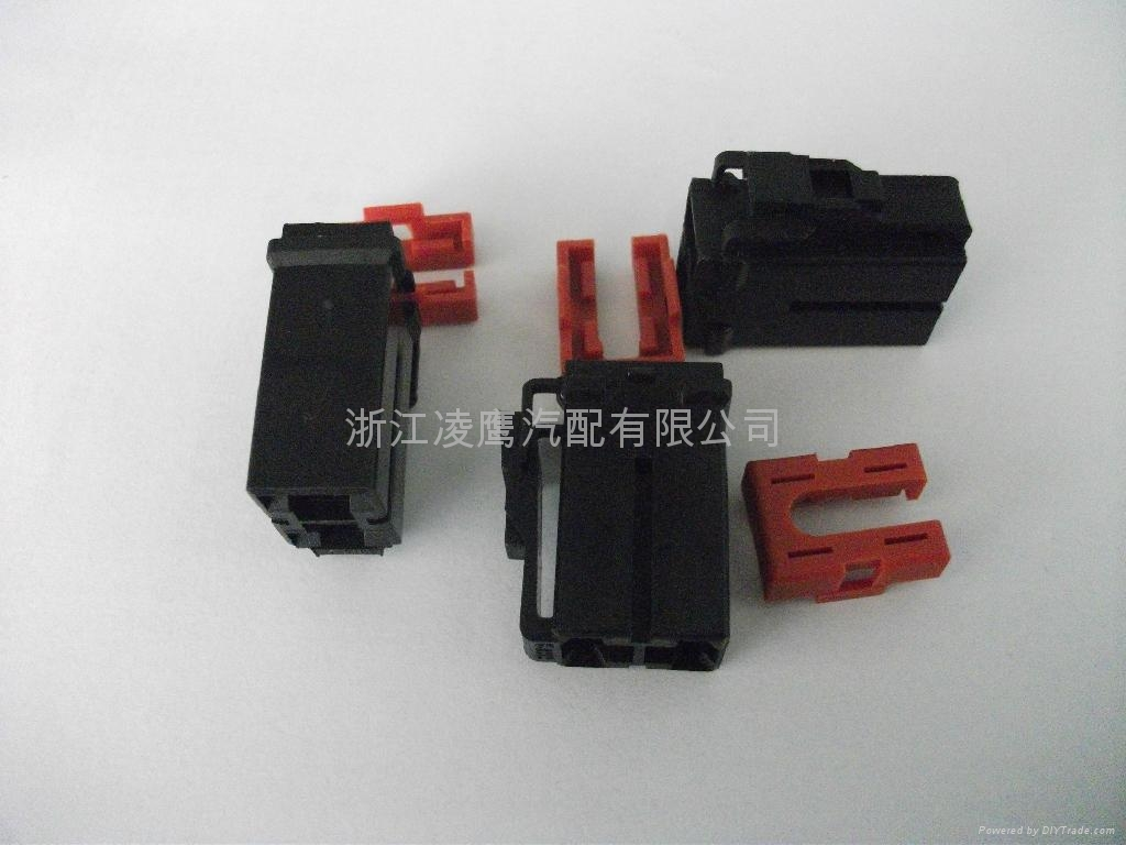 Ket 1 Pin Auto Male And Female Electrical Wire Connectors