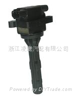 TOYOTA  generator ignition coil,OEM No.: 19500-B0010
