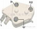 DELCO voltage Regulators for alternator,OEM No.:D10