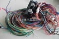Keep it cleaning automotive wire harness