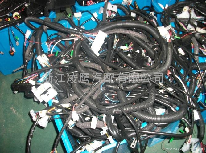 motorcycle electrical wires wiring harness ly product image