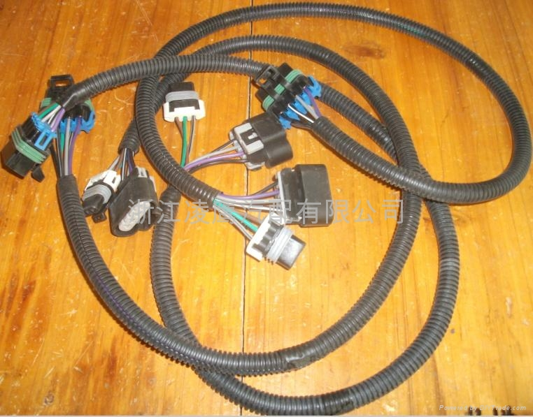 toyota fog light wiring harness wire harness china manufacturer