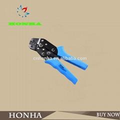 18-28 AWG 0.25 0.5 1.0毫米電纜鉗為非隔熱終端SN-28B卷邊工具