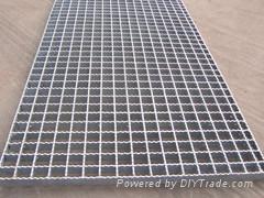 熱鍍鋅鋼格柵板 1