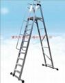 重庆铝合金平台梯