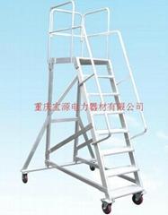 重慶倉儲貨架梯