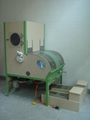 Feather Filling Machine for Sanitation