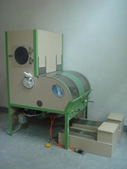Feather Filling Machine for Sanitation Environmental Protection