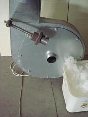 羽丝绒-简易绒球机