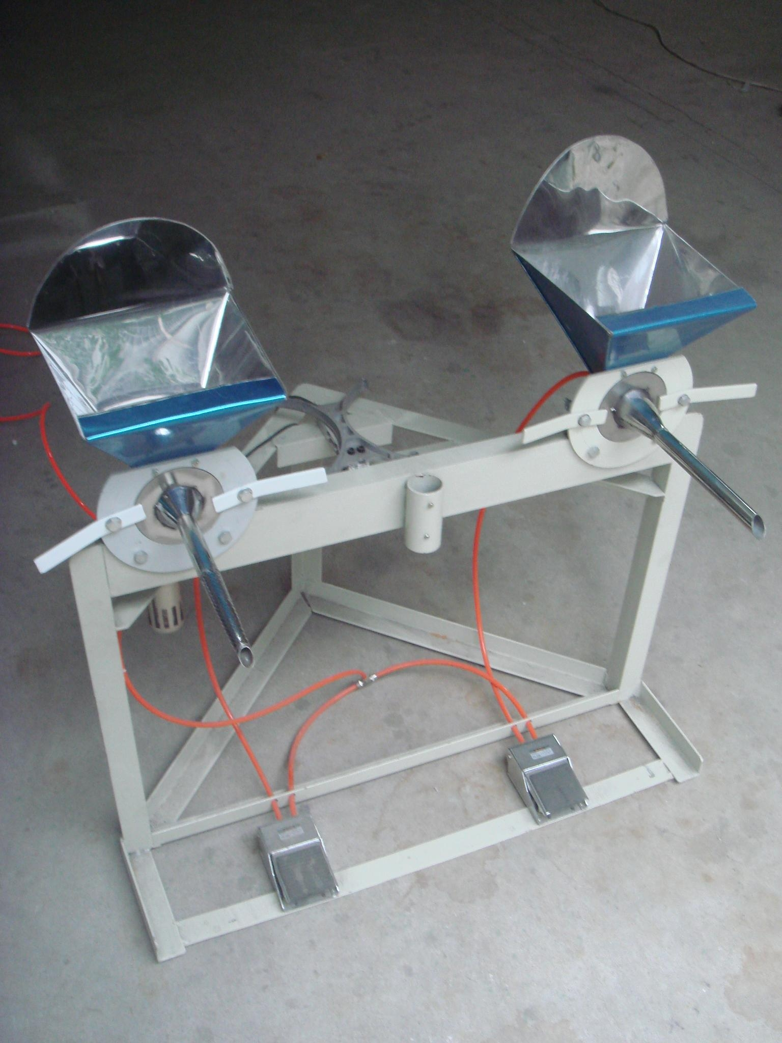 Simple clothing filling machine 1