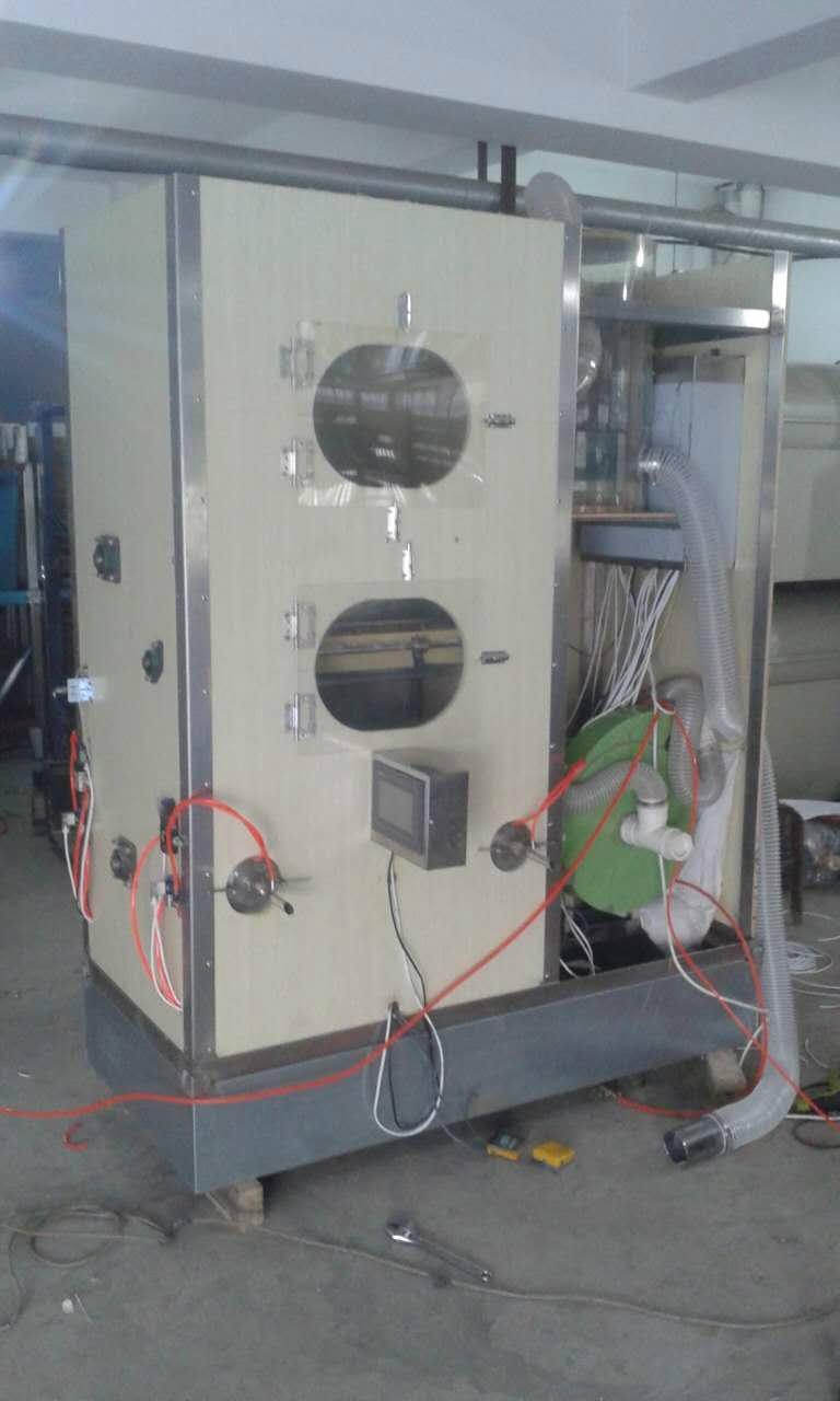 QF4N  Rapid computer feather and down clothes filling machine 1