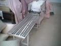 化纖枕頭、靠墊充灌方法 2