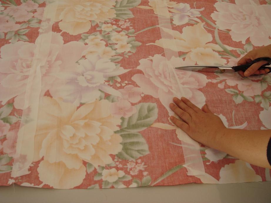 立襯羽絨被縫製方法: 4