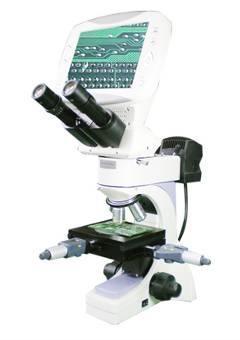 BestScope BLM-600AM Digital LCD Metallurgical Measuring Microscope 1