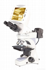 BestScope BLM-600A Digital LCD Metallurgical Microscope