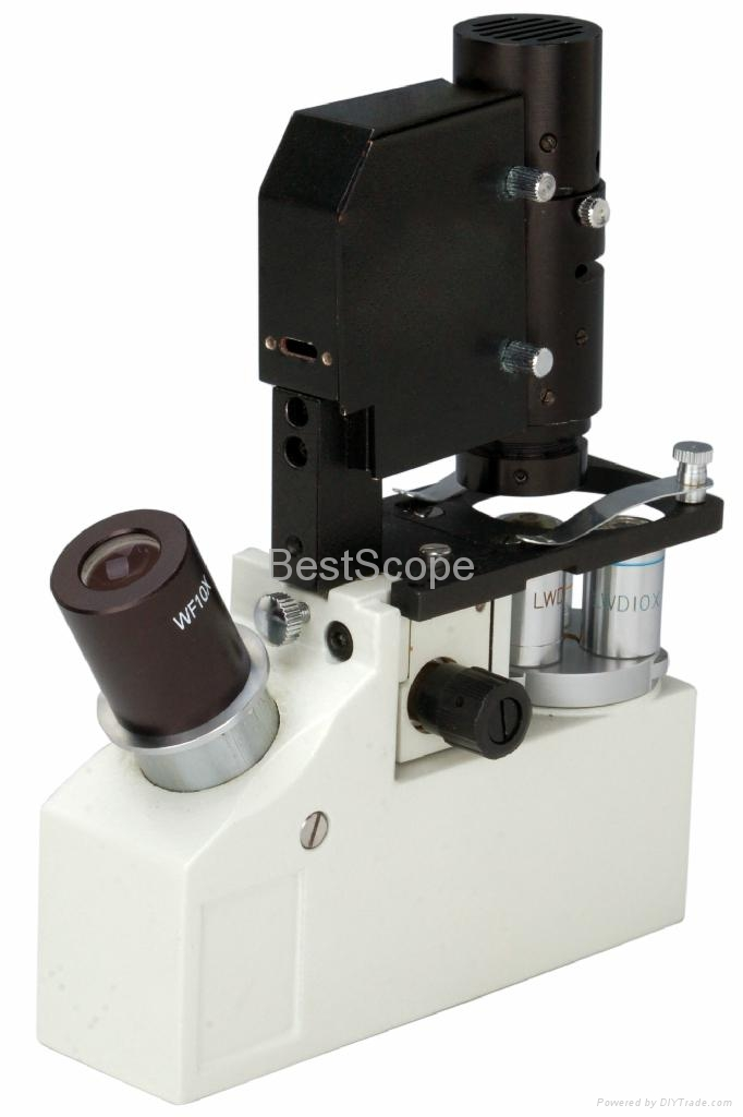 BestScope BPM-290 Portable Inverted Biological Microscope 1