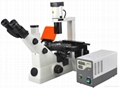 BS-7020 Inverted Fluorescent Biological Microscope from BestScope