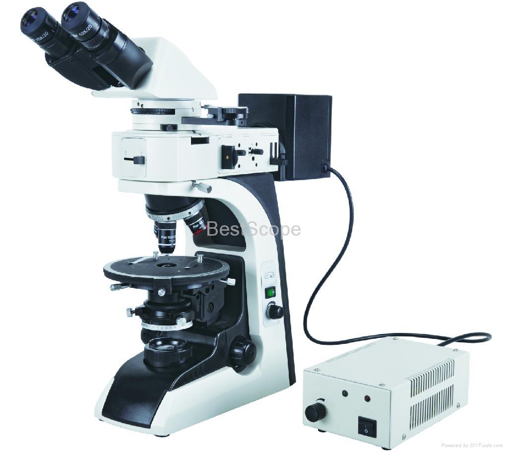 BestScope BS-5070 Polarizing Microscope 2
