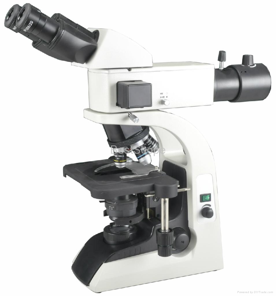 BestScope BS-2070F(LED) Fluorescent Biological Microscope 1