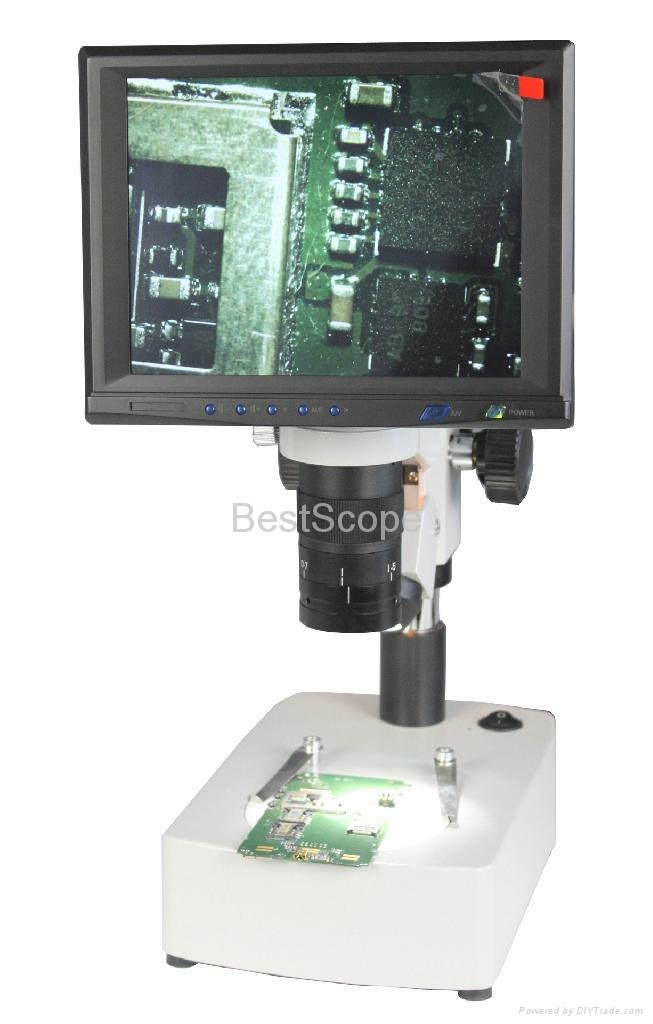 275 Best Lcd Unit Images On Pinterest: BestScope BLM-310 Digital LCD Stereo Microscope