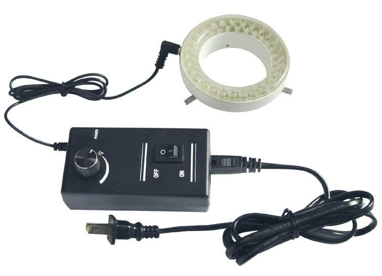 BestScope Stereo Microscope Of BAL-8 LED Ring Light 1
