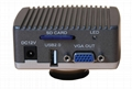 5.0MP BVC-1080P HD VGA Digital Camera Supporting VGA and USB Output 2