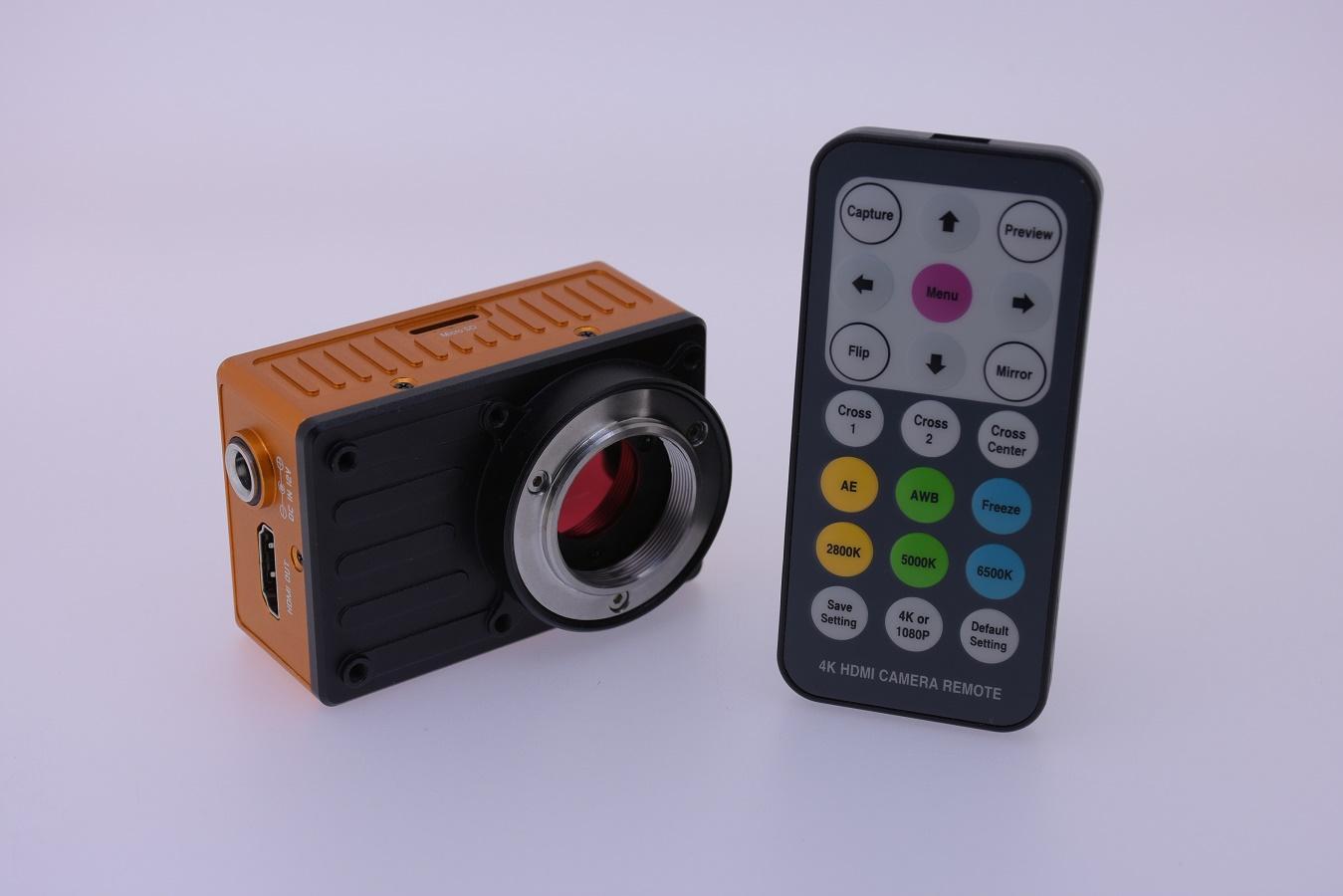 NEW arrival HDS800C 4K UHD HDMI Digital Camera  1