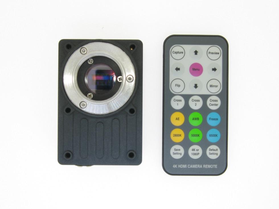 NEW 4K UHD HDMI Digital Camera for machine vision  2