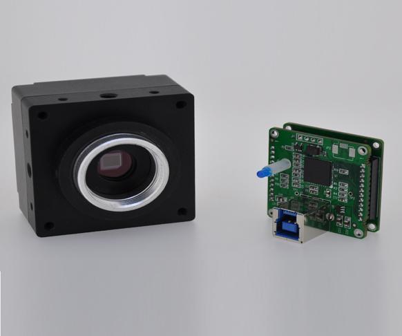 USB3.0 Gauss3  3MP area scan Cameras for machine vision U3C320C(MRYNO) 1