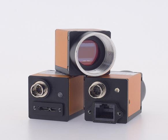 Jelly 3 USB3.0  5MP 35fps industrial mono Cameras MU3S500M/C 7