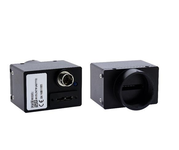 Jelly 4 USB3.0 line scan Camera 2K color camera MU3L2K7C(AGYYO)  4
