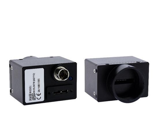 Jelly 4 USB3.0 line scan 4K camera MU3L4K3M(AGYYO) 4