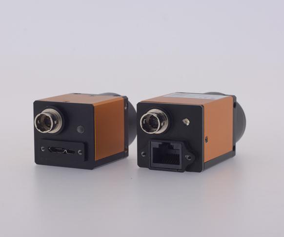 Jelly5 Series GigE Vision Industrial Digital Cameras 5MP MGC500M/C 4