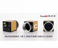 New arrival Jelly 6 USB3.1 one inch Industrial Digital Cameras MU3HI401M/C