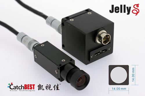 JellyS Series USB3.0 Super-mini Industrial Cameras 1