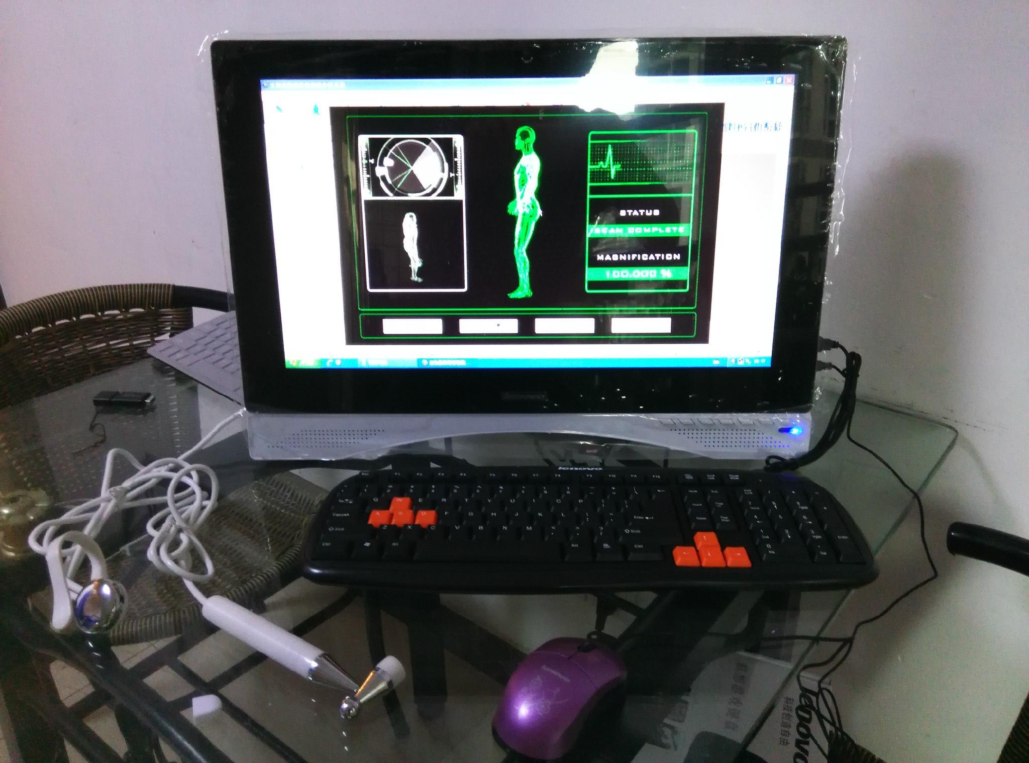 一體式平板觸摸健康系統系統 4