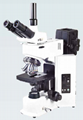 Metal lurgical microscope